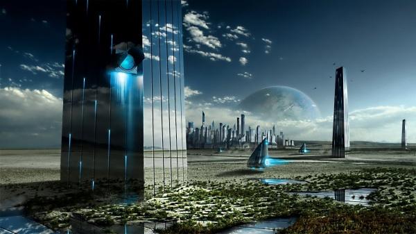 Digital Art - Fantastic & Fantasy (122 работ)