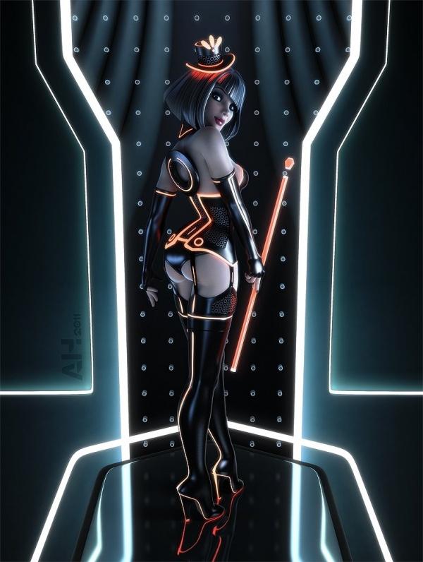 3D Art (345 работ)