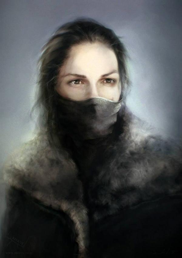 Ania Mitura (40 работ)