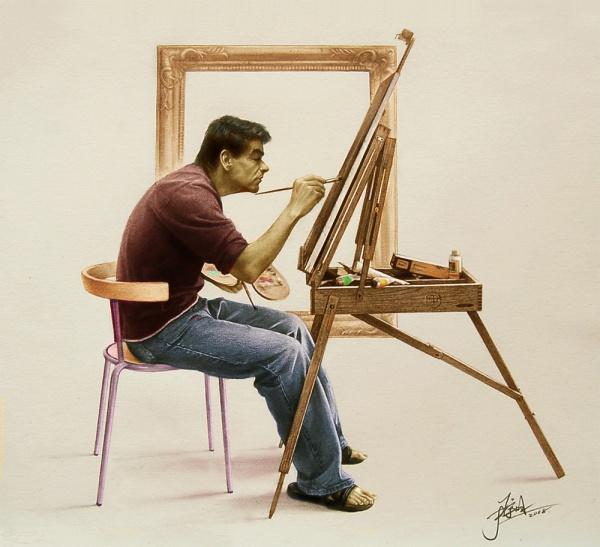 Artworks by Digital Artists (190 фото)