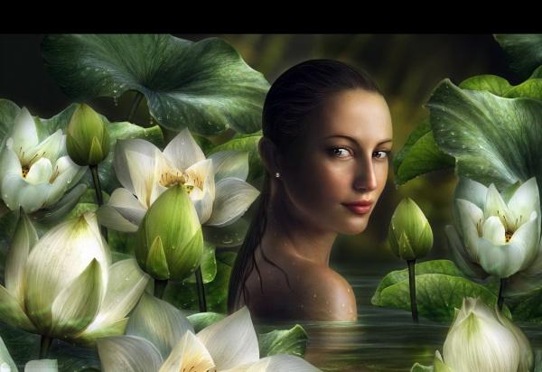 Artworks by Digital Artists (221 фото)