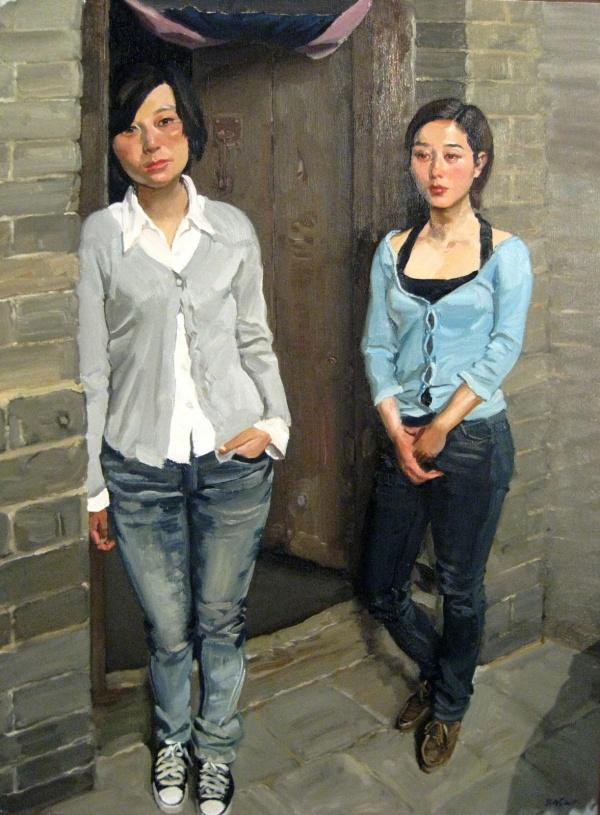 Chen Danqing (105 фото) ((11