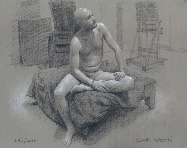 Conor Walton (91 работ) ((21