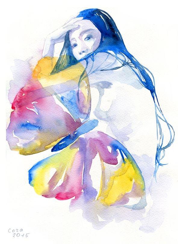 Cora Tiana (123 работ)