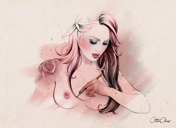 Cristina Alonso (47 работ)