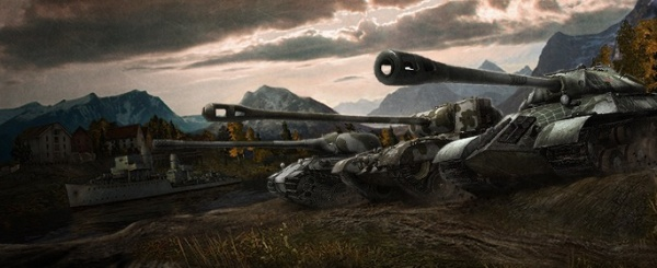 Digital Military Art #1 - World Of Tanks (267 фото)
