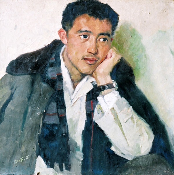 Dong Fu Zhang (41 работ) ((21
