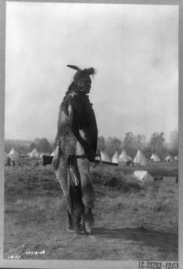 Edward S. Curtis - The North American Indian Photographic Collection 1 (301 фото)