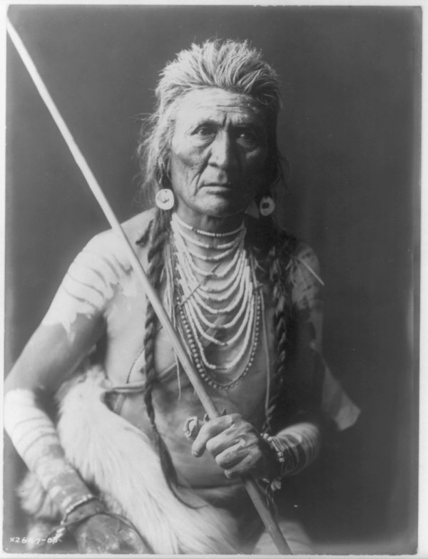 Edward S. Curtis - The North American Indian Photographic Collection 2 (219 фото)