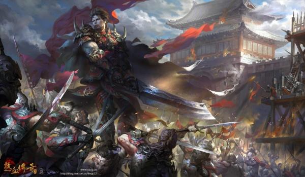 Feng Wei (46 работ) ((1