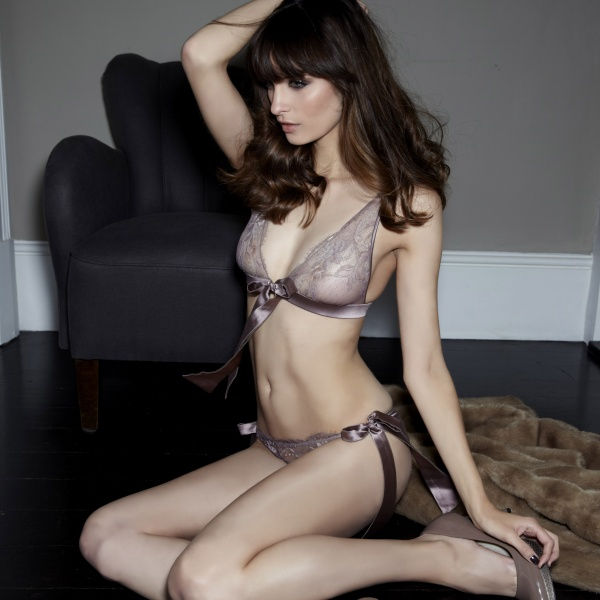 Fleur of England Lingerie Autumn-Winter 2013-2014-2015 (42 фото)