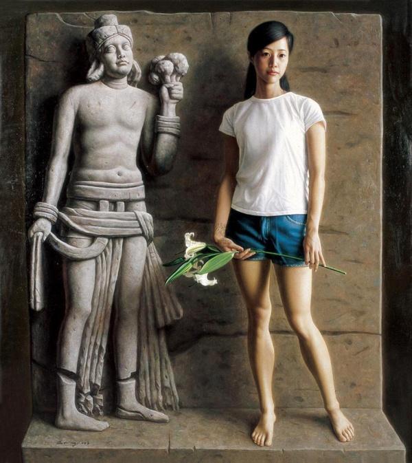 Gu Zhinong (45 работ) ((21