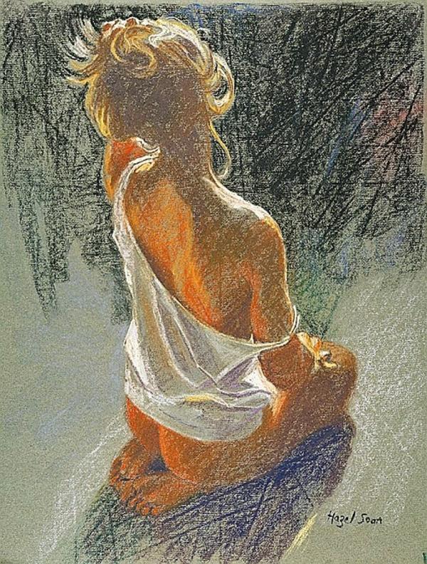 Hazel Soan (70 работ) ((21