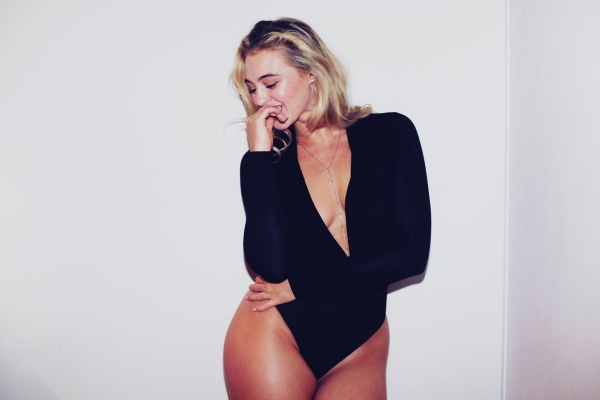 Iskra Lawrence - C-heads Photoshoot