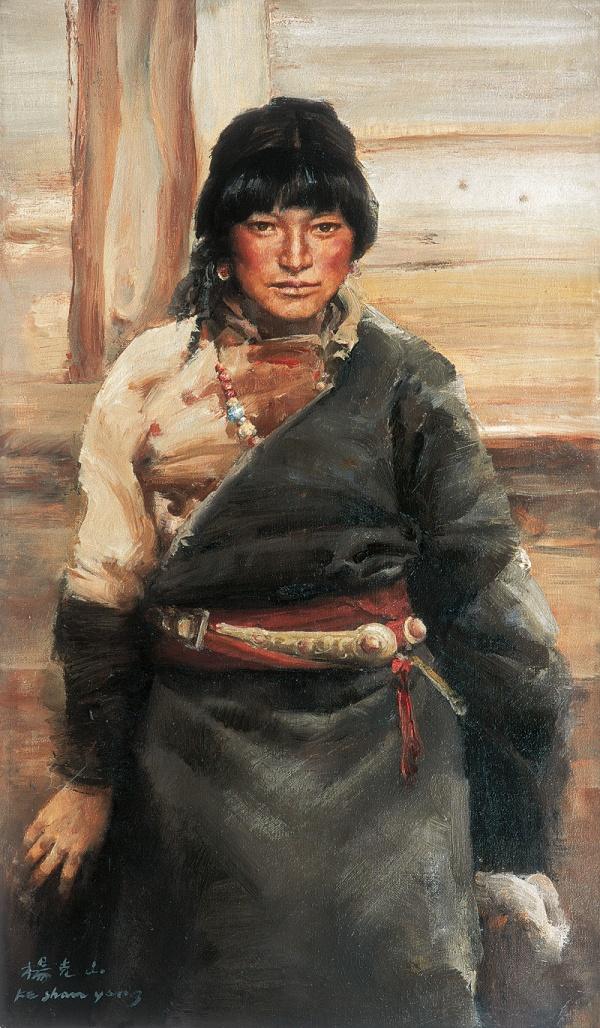 Ke Shan Yang (50 работ) ((21