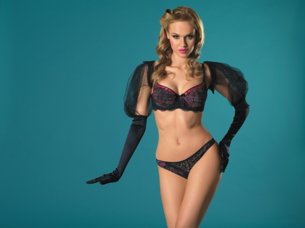Kinga Lingerie – Pin-Up Girl Collection