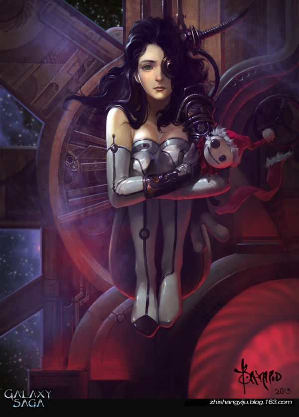 Legend of the Cryptids Galaxy Saga 3 (224 фото)