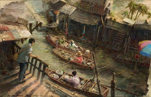 Lothar Zhou (116 работ)