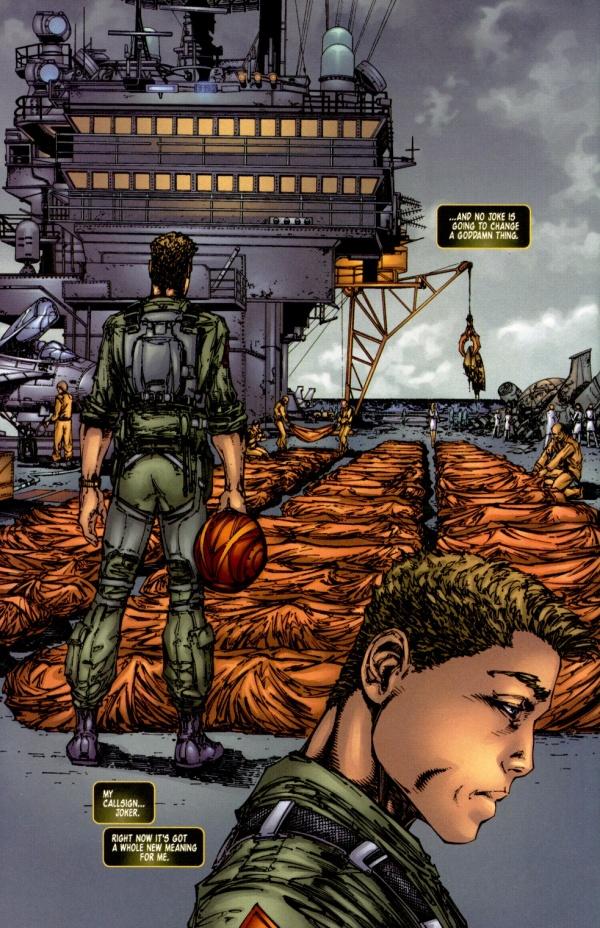 Michael Turner – Comics (534 фото)