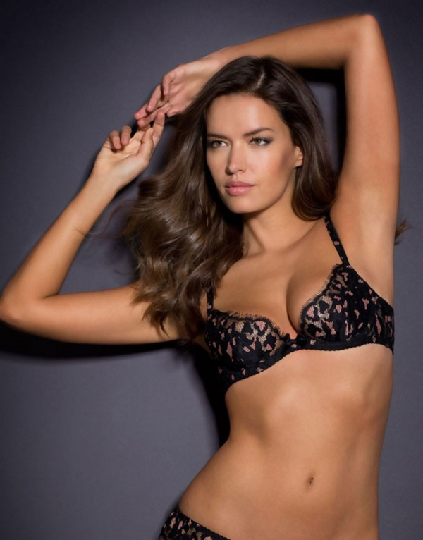 Michea Crawford - Agent Provocateur collection 2016 (65 фото)