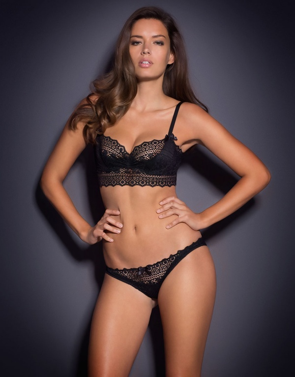 Michea Crawford - Agent Provocateur Lingerie Set 4 (60 фото) ((5