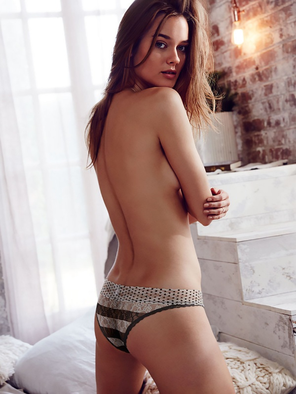 Monika Jagaciak - Victoria's Secret Photoshoots 2015 Set 11 (77 фото)