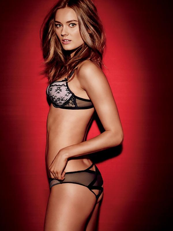 Monika Jagaciak - Victoria's Secret Photoshoots 2015 Set 11 (77 фото)