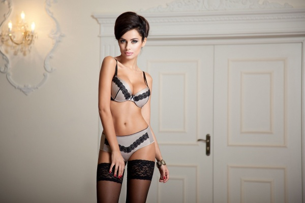 Natalia Siwiec for Alles Lingerie