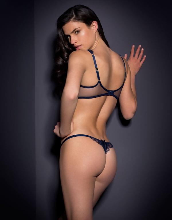 Nicole Harrison - Agent Provocateur Lingerie 2015 Set 4 (86 фото) ((5