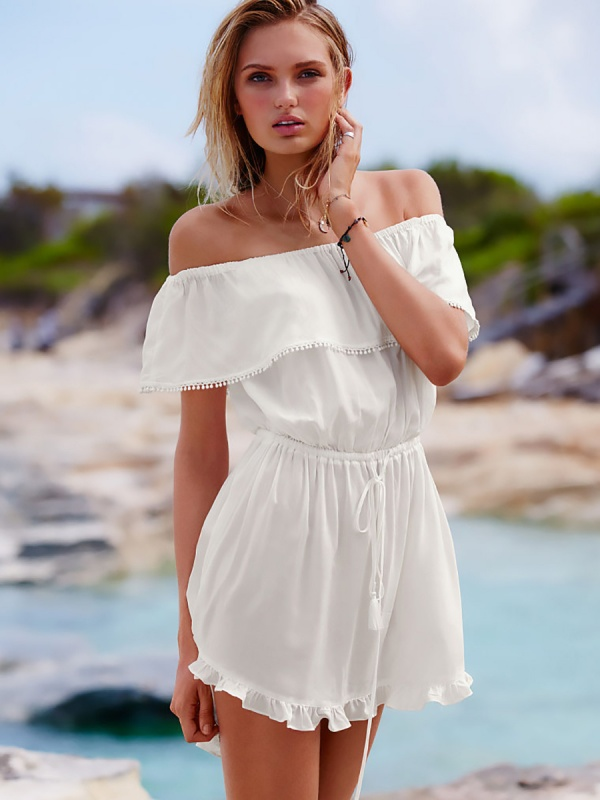 Victorias secret beach covers and dresses