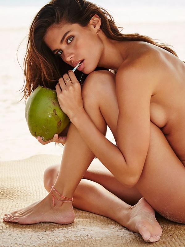 Sara Sampaio - Victoria's Secret Photoshoots 2016 Set 2 (61 фото)