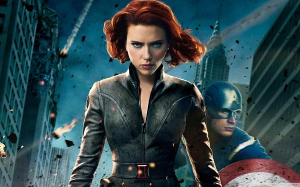 Scarlett Johansson американская киноактриса