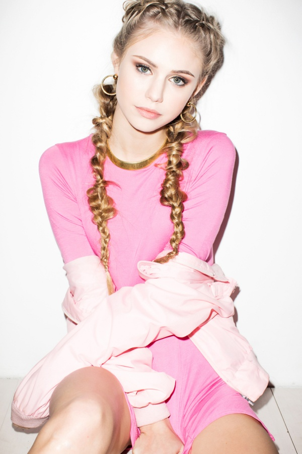 Scarlett Leithold - Jared Thomas Kocka Photoshoot (47 фото)