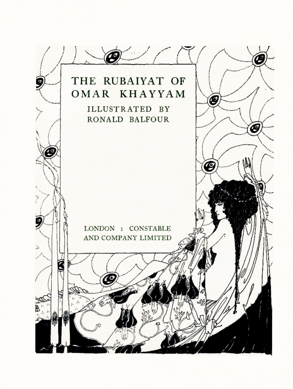 The Rubaiyat of Omar Khayyam (64 работ)