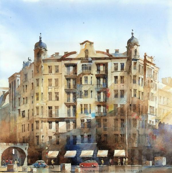 Tytus Brzozowski (24 работ)