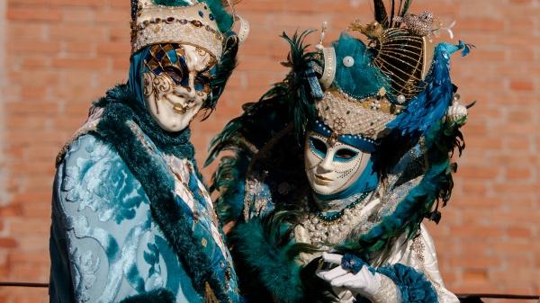 Venice Carnival 2 (30 фото)