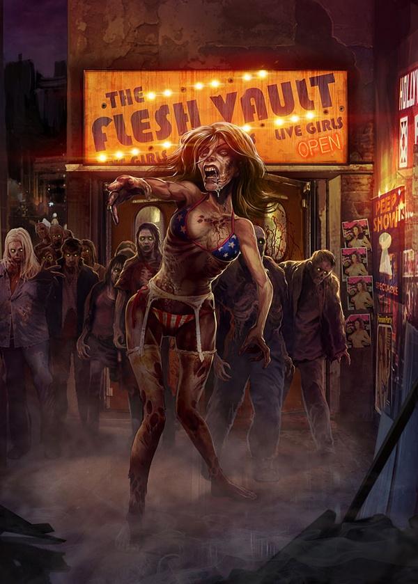 Wacom Zombie (16 фото)