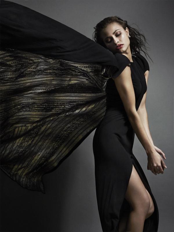 Yara Khmidan - Benjo Arwas Photoshoot