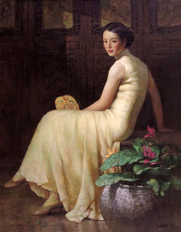 Zhang Zhenggang (46 работ) ((21