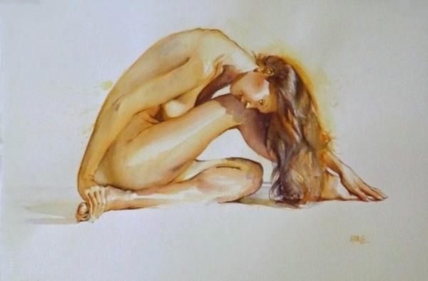 Австралийская художница Паулина Адайр (159 фото)