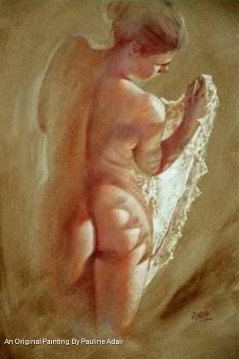 Австралийская художница Паулина Адайр (159 фото) ((2