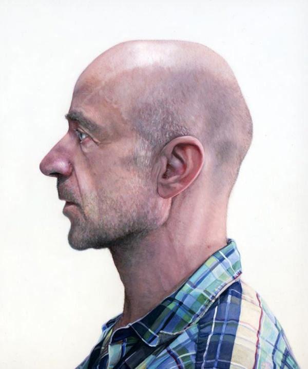 Гиперреалист David J. Eichenberg (60 работ) ((21