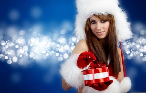 Горячие и сексуальные снегурочки на Новый Год (600 фото)