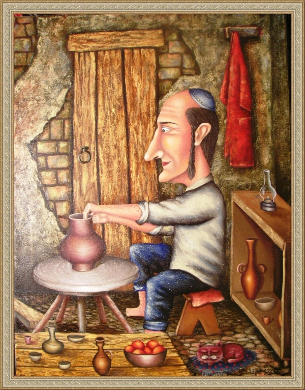 Грузинский художник Зураб Мартиашвили (280 фото)
