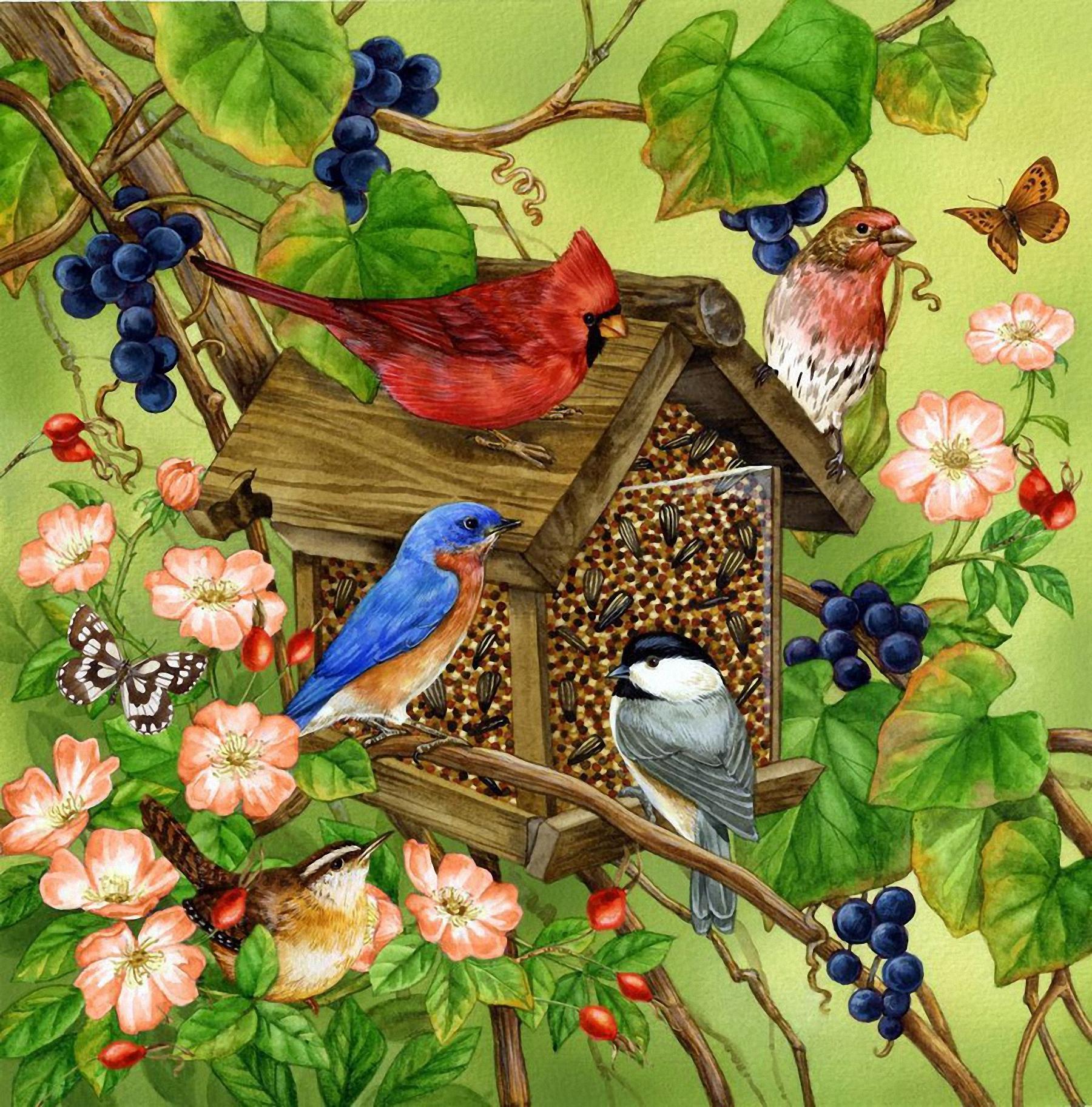 Jane maday 68 for Trees garden of jane delawney blogspot