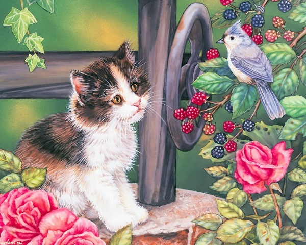 Джейн Мэдей Jane Maday (68 работ)