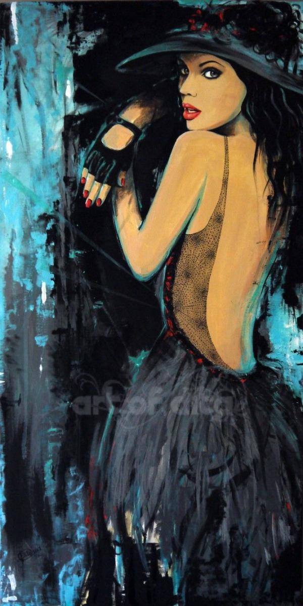 Дита Oмура, Dita Omuri (91 работ)