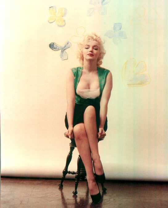 Исторические фотографии Marilyn Monroe (1270 фото)