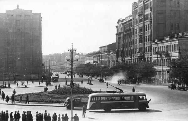 Киев. Фотоальбом 1943-1970. Часть 2 (825 фото)