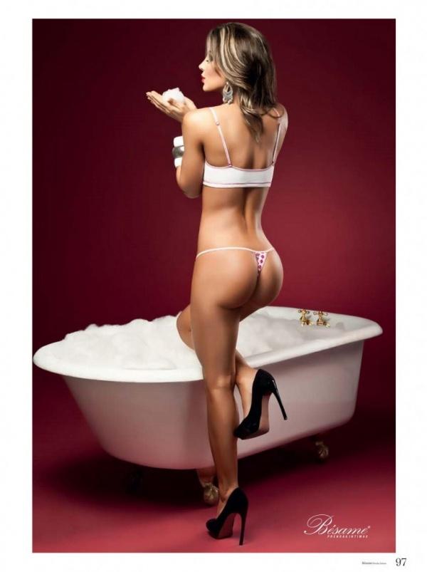 Колумбийская модель Наталья Велес